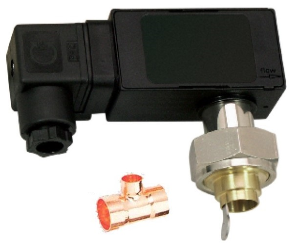 GE-315 Adjustable Paddle Inline Flow Switches