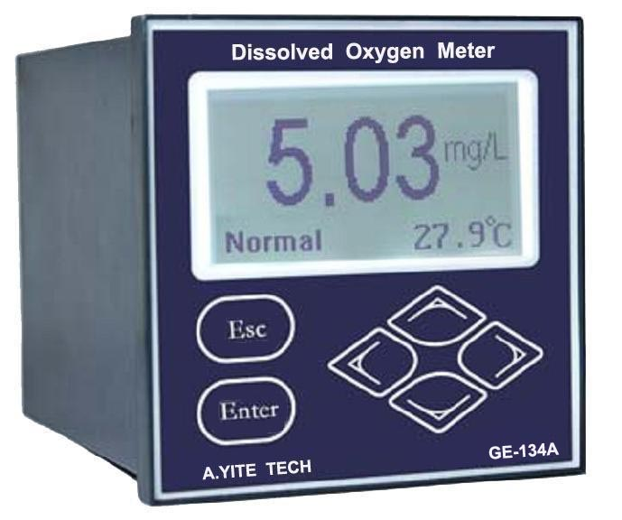 GE-134 Dissolved Oxygen Online Analyzer Monitor