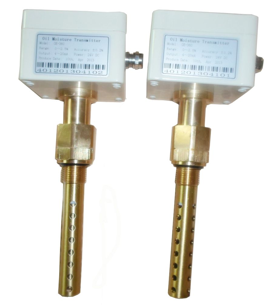 GE-360 Water in Oil Switch Detector Transmitter