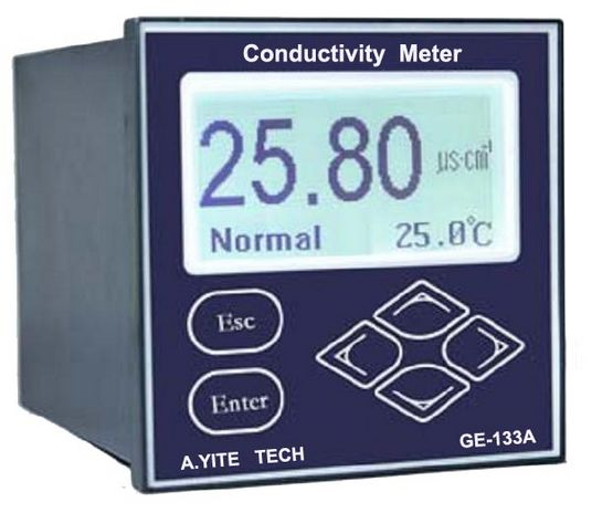 GE-133 Conductivity Online Analyzer