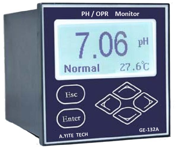 GE-132 PH ORP online Analyzer