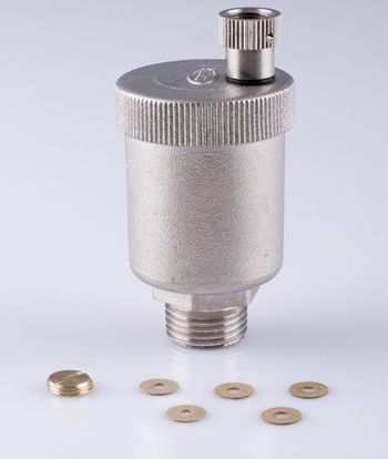 GE-661 Automatic Exhaust Valve