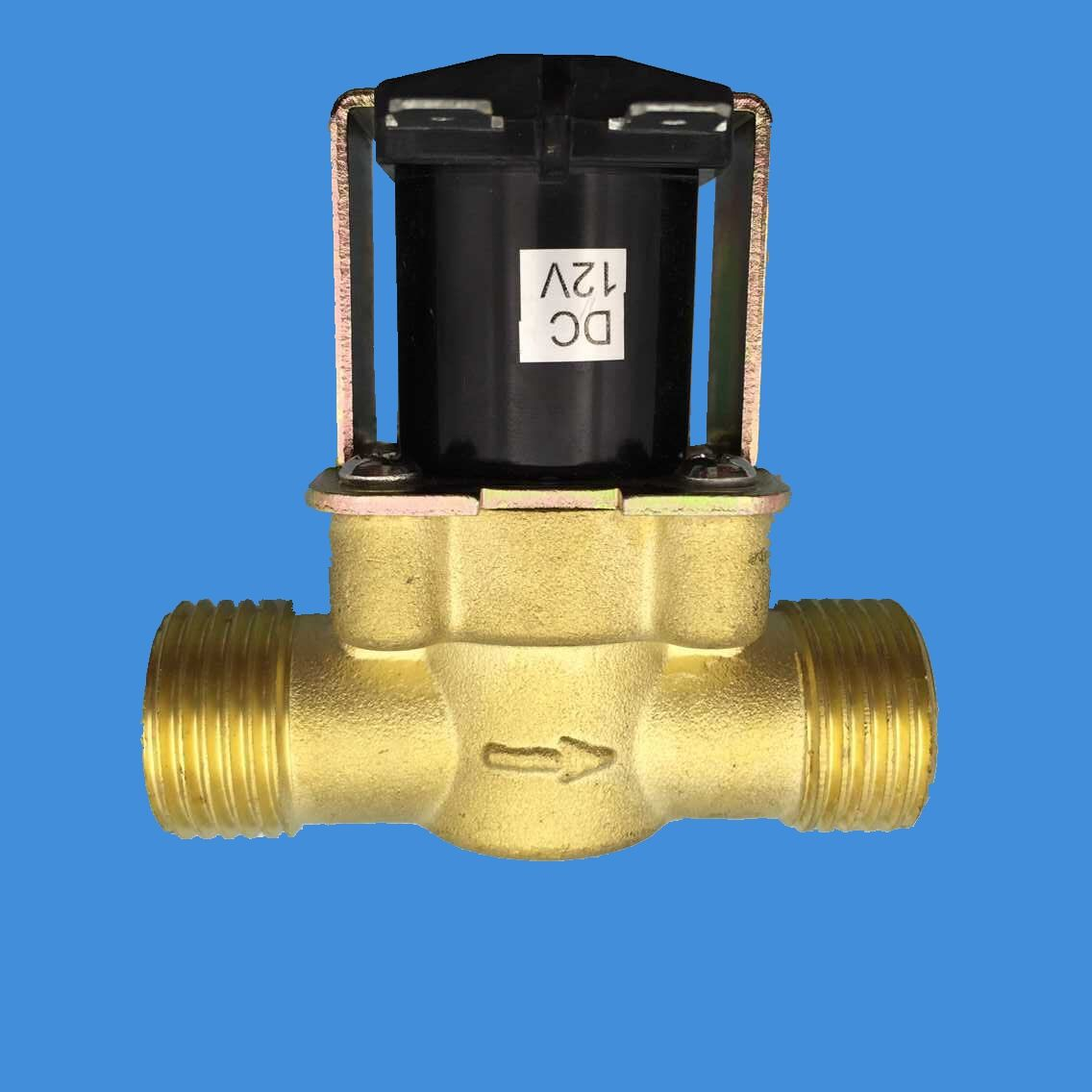 Water Solenoid Valve high temperature