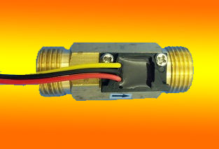 GE-302D Brass Water Flow Sensor BSP1/2