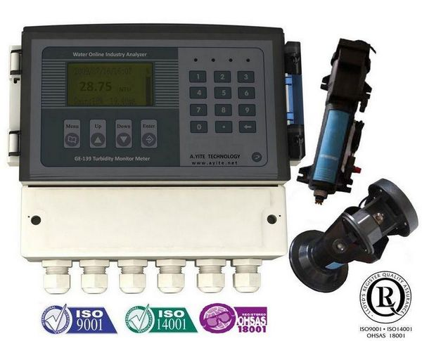 GE-139 Turbidity Online Monitor Meter