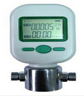 Small Size Gas Mass Flow Measurement Meter